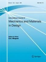 International Journal of Mechanics and Materials in Design 3/2009