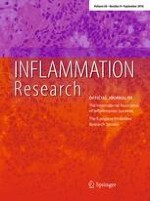 Inflammation Research 9/2016