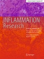 Inflammation Research 9/2017