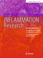 Inflammation Research 7/2019
