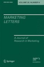Marketing Letters 4/2009