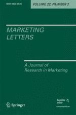 Marketing Letters 2/2011