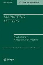 Marketing Letters 3/2014