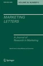 Marketing Letters 3/2015