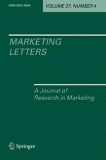 Marketing Letters 4/2016