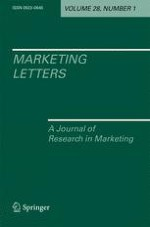 Marketing Letters 1/2017
