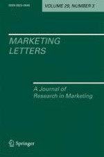 Marketing Letters 3/2018