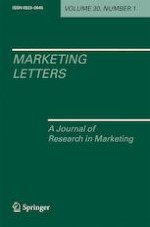 Marketing Letters 1/2019