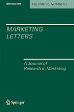 Marketing Letters 2/2019