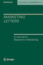 Marketing Letters 3-4/2019