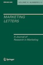 Marketing Letters 2-3/2020