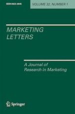 Marketing Letters 1/2021