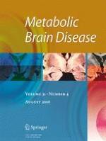 Metabolic Brain Disease 4/2016