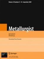 Metallurgist 9-10/2009