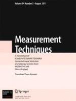Measurement Techniques 5/2011
