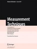 Measurement Techniques 3/2017