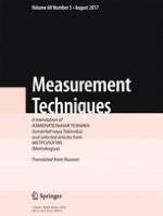 Measurement Techniques 5/2017