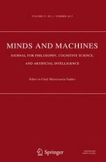 Minds and Machines 2/2017