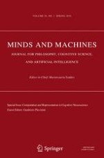 Minds and Machines 1/2018