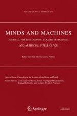 Minds and Machines 2/2018