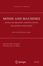 Minds and Machines 3/2018