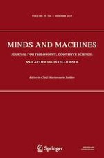 Minds and Machines 2/2019