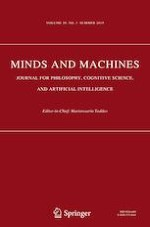 Minds and Machines 3/2019