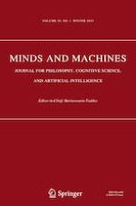 Minds and Machines 4/2019