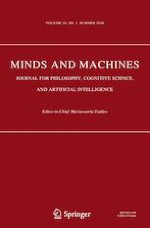 Minds and Machines 1/2020