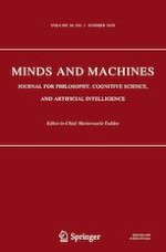 Minds and Machines 3/2020
