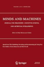 Minds and Machines 4/2020