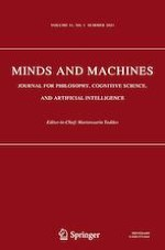 Minds and Machines 1/2021