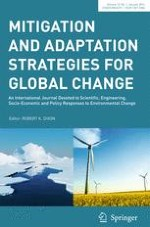 Mitigation and Adaptation Strategies for Global Change 1/2014