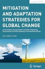 Mitigation and Adaptation Strategies for Global Change 5/2019