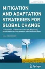 Mitigation and Adaptation Strategies for Global Change 5/2021