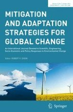 Mitigation and Adaptation Strategies for Global Change 3-4/2001
