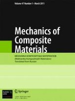 Mechanics of Composite Materials 1/2011