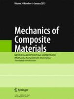 Mechanics of Composite Materials 6/2015