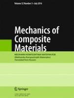 Mechanics of Composite Materials 3/2016