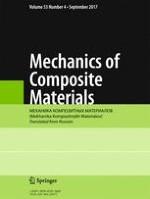 Mechanics of Composite Materials 4/2017