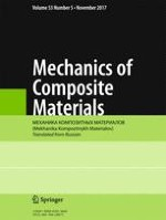 Mechanics of Composite Materials 5/2017