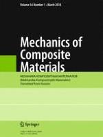 Mechanics of Composite Materials 1/2018