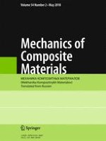 Mechanics of Composite Materials 2/2018