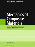 Mechanics of Composite Materials 4/2018
