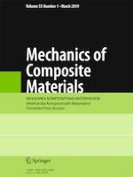 Mechanics of Composite Materials 1/2019