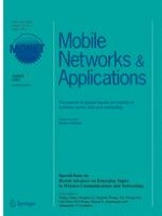 Mobile Networks and Applications 4/2013