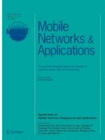 Mobile Networks and Applications 3/2018