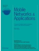 Mobile Networks and Applications 4/2018