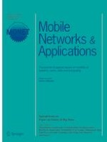 Mobile Networks and Applications 4/2019