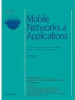 Mobile Networks and Applications 1/2020